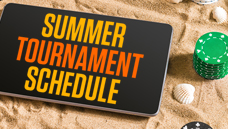 Summer Tournament Schedule